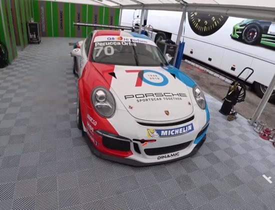 In palio una gara vera a bordo della Porsche 911 GT3 Cup ad Imola il 6 Ottobre