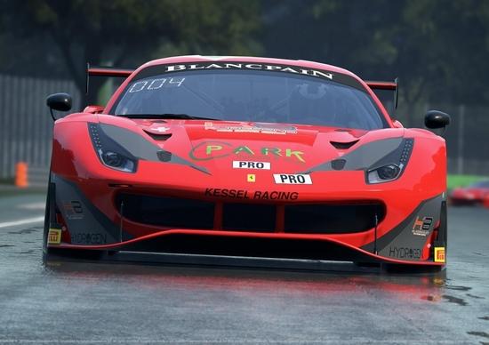 Assetto Corsa Competizione, novità sulla fisica delle gomme