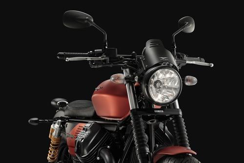 Moto Guzzi V9 Bobber Sport 2019 (3)