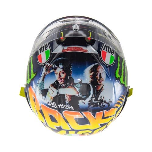 MotoGP 2018. GP Misano, il casco di Valentino (5)
