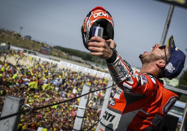 MotoGP 2018. Dovizioso vince il GP di San Marino