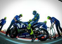 MotoGP 2018. Rossi: Non capiamo perché siamo andati così piano