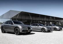 Alfa Romeo B-Tech, nuovi allestimenti per Giulia, Stelvio e Giulietta