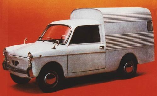 """1968: l'auto nell'anno della """"Rivoluzione"""" (7)"""
