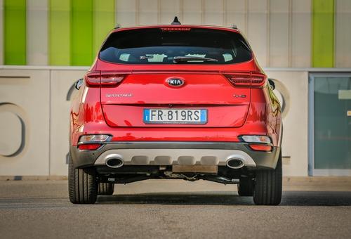 Nuovo Kia Sportage 2019, la prova del C-SUV simbolo della Casa [primo test] (3)
