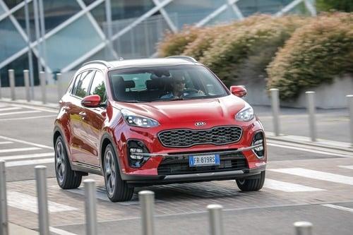 Nuovo Kia Sportage 2019, la prova del C-SUV simbolo della Casa [primo test] (6)