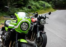 Kawasaki Z900RS: lo stile modern classic raccontato da Renato Montagner