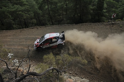 WRC18 Turchia. Duello di Pietre. Mikkelsen (Hyundai) il primo nome (6)