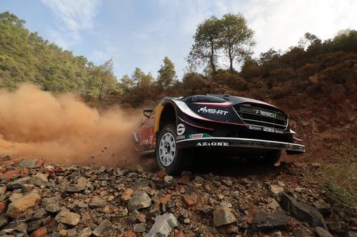 WRC18 Turchia. Duello di Pietre. Mikkelsen (Hyundai) il primo nome (9)