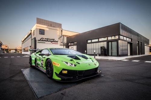 Lamborghini Huracán GT3 EVO, il Toro da pista si rinnova (2)