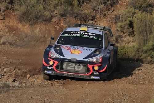 WRC18 Turchia Western 2… Suona la Campana di Tanak (Toyota) (2)