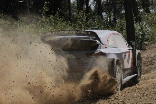 WRC18 Turchia Western 2… Suona la Campana di Tanak (Toyota) (8)
