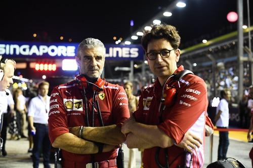 F1, GP Singapore 2018: Ferrari, non è ancora finita (3)