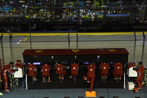 F1, GP Singapore 2018: Ferrari, non è ancora finita (6)
