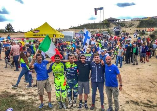 Maglia Azzurra: l'Italia vince l'Europeo Enduro per Nazioni (3)