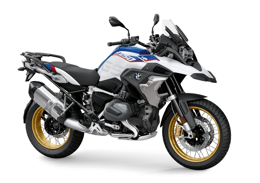 bmw r 1250 gs 2019 prezzo e scheda tecnica. Black Bedroom Furniture Sets. Home Design Ideas