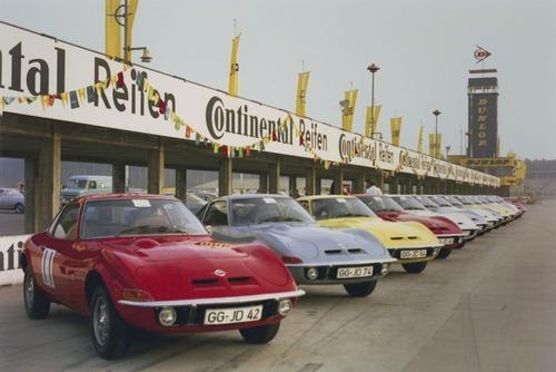 "Opel GT, 50 anni fa nasceva la coupé ""democratica"" (3)"