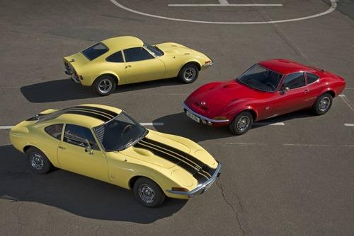 "Opel GT, 50 anni fa nasceva la coupé ""democratica"" (5)"