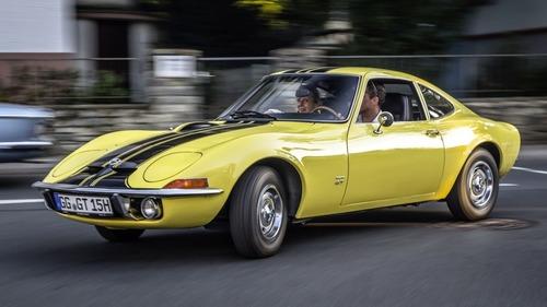 "Opel GT, 50 anni fa nasceva la coupé ""democratica"" (9)"