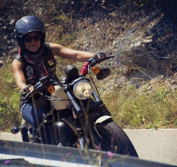 Donne in moto: le vostre foto! (4)