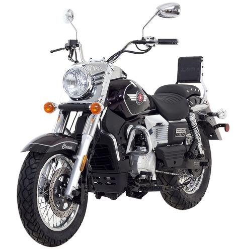 UM Motocrycles rinnova la Renegade Commando Classic (2)