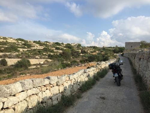 """Dal Rosa al Blu: """"diario di bordo di un giovane motociclista"""" (4)"""