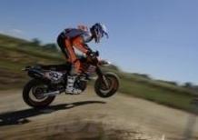 Team Miglio KTM al giro di boa nel Campionato Italiano Supermoto
