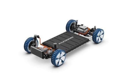 VW Electric for all, Le batterie delle ID su base MEB (2)