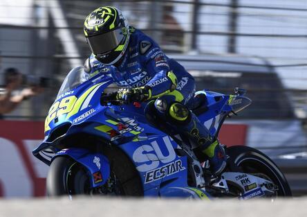 MotoGP 2018. Iannone: Con una moto competitiva posso giocarmela ovunque