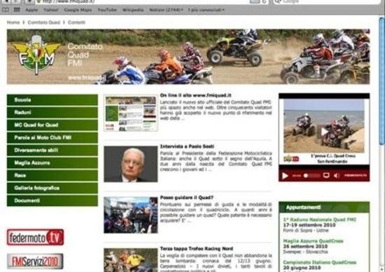 Lanciato il nuovo sito ufficiale del Comitato Quad FMI
