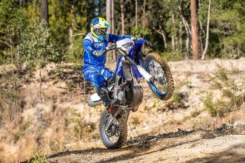 Yamaha WR450F 2019: tutte le novità (5)
