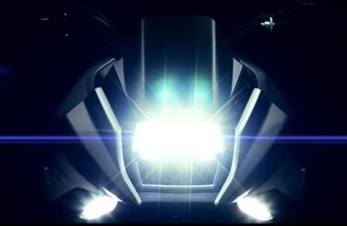 Suzuki 1000 Katana 2019: prime immagini dal Teaser  (7)