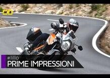 KTM Super Duke 1290GT: il nostro primo contatto