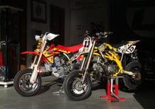 Discacciati Brake System: nuovi accessori per Honda CRF 150 e pitbike