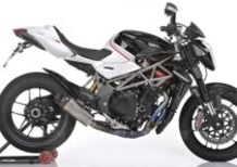 MV Agusta Corse presenta il kit Cannonball