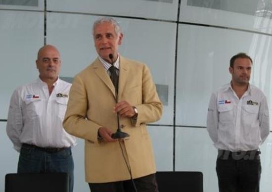 Presentata al Pirellone l'edizione 2011 della Dakar