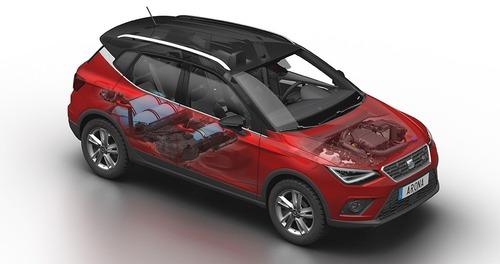 Seat Arona TGI, il SUV va a metano