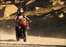 La Ducati Multistrada conquista la vetta della Pikes Peak