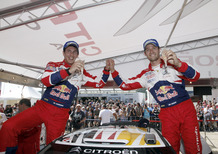 WRC, Sebastien Ogier tornerà in Citroen nel 2019