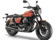 Moto Guzzi V9 Bobber Sport, la nuova serie speciale a Intermot