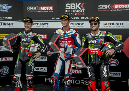 SBK 2016. GP Thailandia. VdMark si aggiudica la Superpole