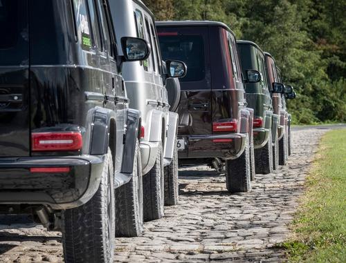 Nuova Mercedes-Benz Classe G 2018: icona pura ma anche versatile  (4)