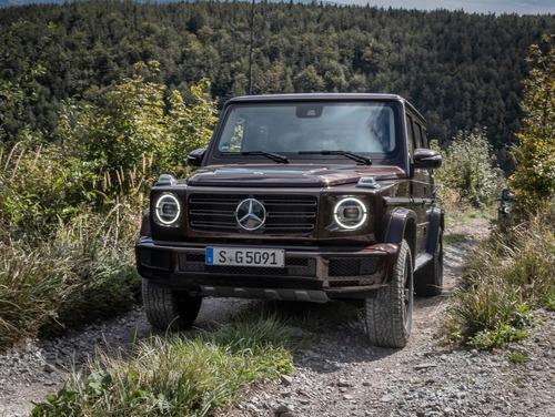 Nuova Mercedes-Benz Classe G 2018: icona pura ma anche versatile  (9)