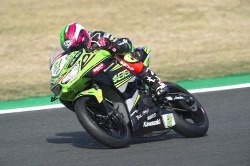 Ana Carrasco, la prima campionessa del motociclismo (2)