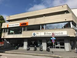 Bike House Orange