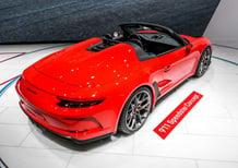 Porsche al Salone di Parigi 2018 [Video]