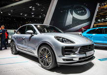 Porsche Macan restyling, debutto europeo al Salone di Parigi 2018 [Video]
