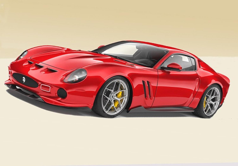 Ares Design fa rivivere la Ferrari 250 GTO