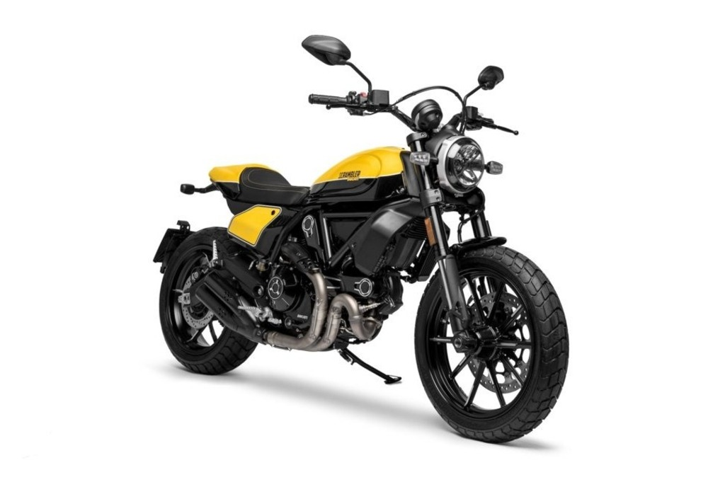Ducati Scrambler Full Throttle (2017 - 19)