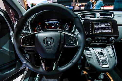 Honda CR-V Hybrid al Salone di Parigi 2018 (7)